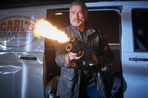 Terminator:Dark Fate~T-800