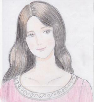 マリア(ステランの妻)by fumiko