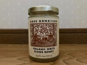 ハワイ島のはちみつ